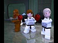 Lego Star Wars 2, web oficial abierta