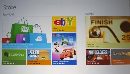 La Windows Store ya cuenta con 20,000 aplicaciones