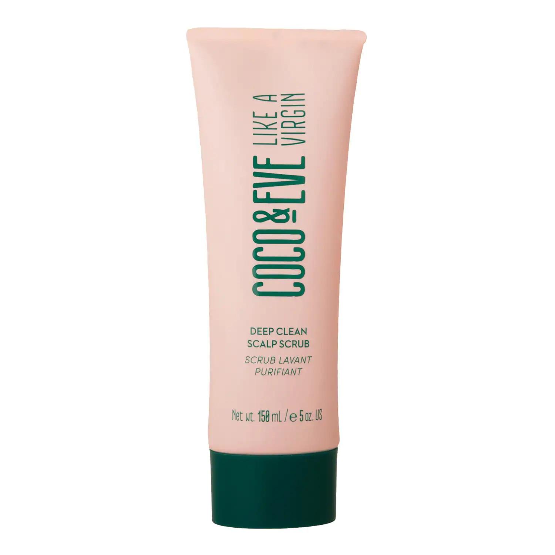 Exfoliante pre-lavado para purificar el cuero cabelludo Like a Virgin de Coco&Eve