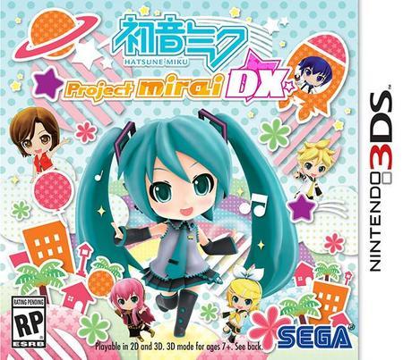 Hatsune Miku Project Mirai Dx Llegara En Mayo A 3ds 00