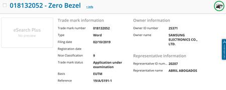 Samsung Zero Bezel Tv Ces 2020