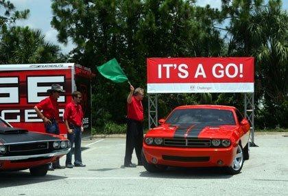 Ya es oficial: el Dodge Challenger volverá en 2008
