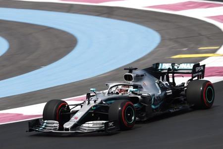 Hamilton Francia F1 2019