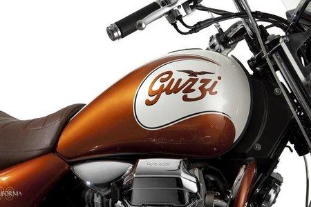Moto Guzzi California 90 aniversario
