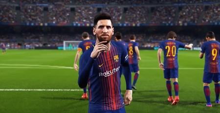Pes 2018 E3 Trailer 1