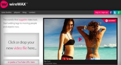 YouTube integra la tecnología interactiva ofrecida por wireWAX en los canales de marca