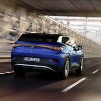 El Volkswagen ID.4 GTX será la versión más potente del SUV eléctrico, y llegará con 302 CV y tracción total
