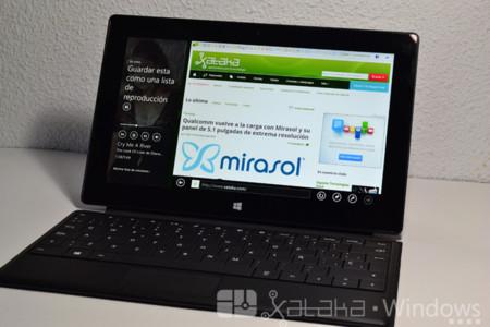 Surface Pro multiventana