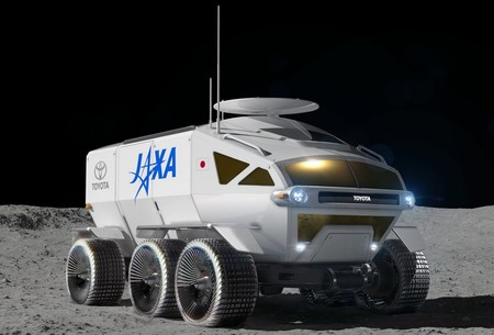 Bridgestone Rover Tire Concept Image
