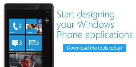 Internet Explorer se deja ver gracias a Windows Phone Developer Tools