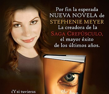 'The Host (La huésped)' de Stephenie Meyer, al cine