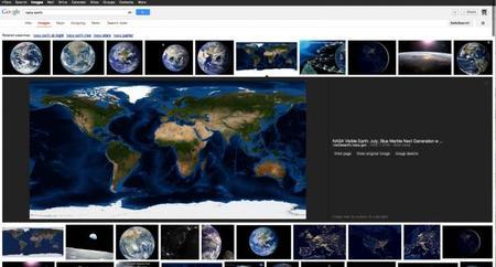 Google mejora su búsqueda de imágenes