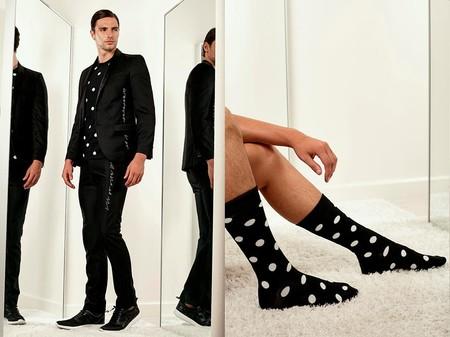 Desde calcetines hasta el blazer perfecto los podrás encontrar en la colección masculina de Alfredo Martínez por Lob