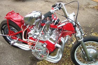 EJ Potter Widow Maker Dragbike