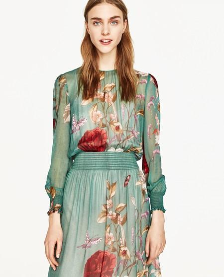 11 vestidos de Zara para primavera que estamos impacientes por estrenar