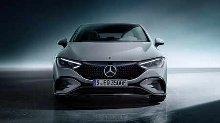 Mercedes-Benz EQE 7
