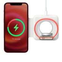 Apple lanza el MagSafe Duo: cargador inalámbrico doble para iPhone y Apple Watch por 149 euros