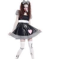 Disfraz de muñeca tenebroso zombie para Halloween, rebajado en eBay por 14,99 euros y envío gratuito