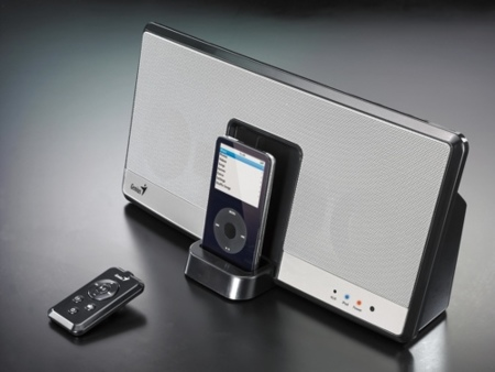 Genius iTempo 800BT, altavoces por Bluetooth