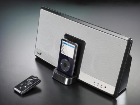 Genius iTempo 800BT, altavoces por Bluetooth