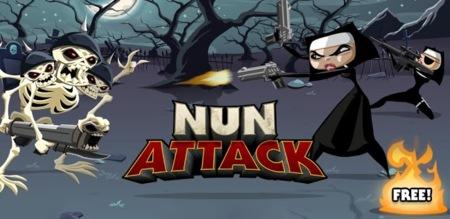 Nun Attack El Juego Protagonizado Por Unas Monjas Muy Guerreras