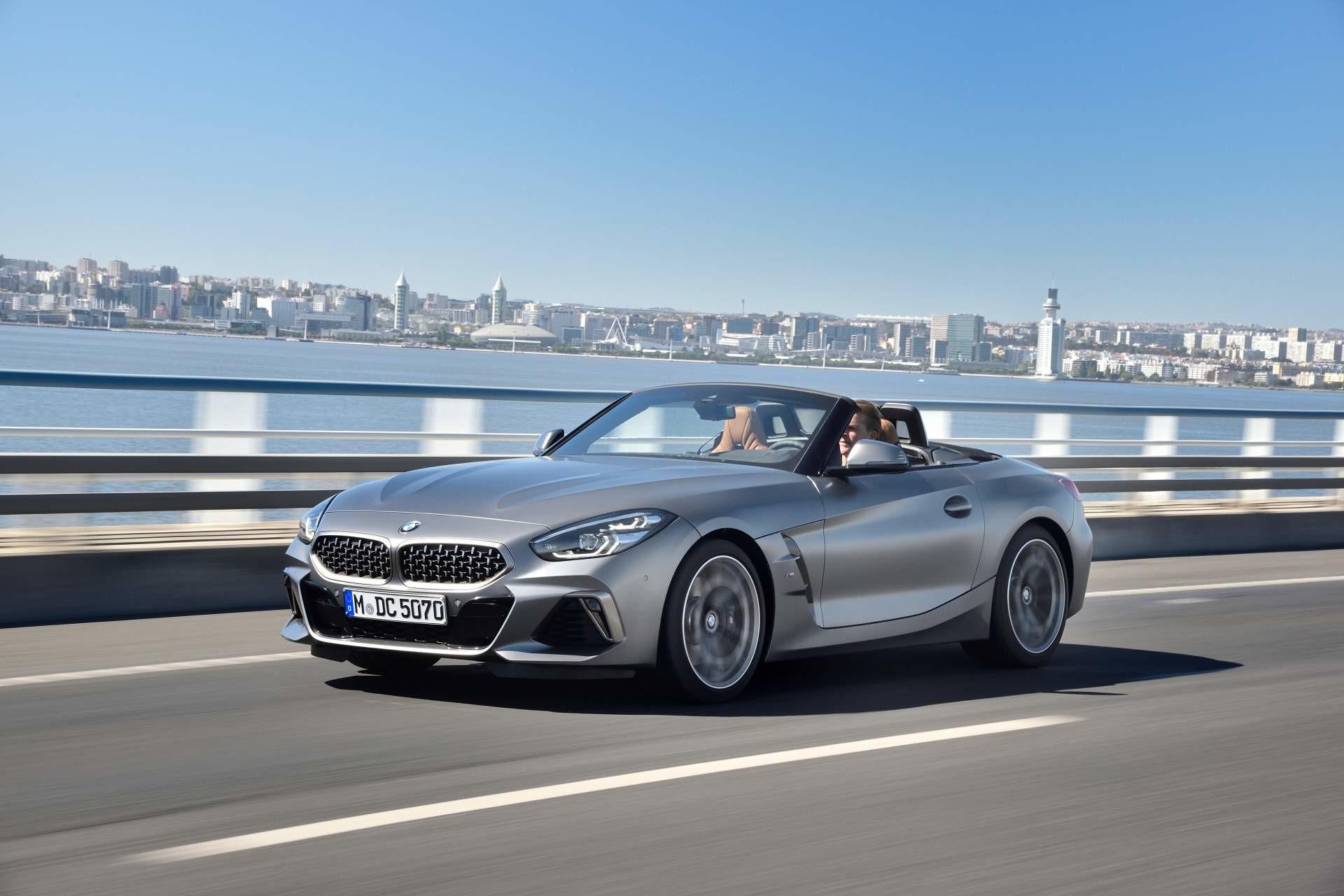 Foto de BMW Z4 M40i 2019 (2/84)