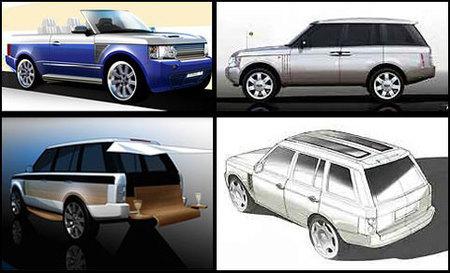 Superyacht Range Rover Design Competition, cuando el lujo y la excentricidad se dan la mano