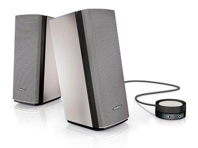 Bose Companion 20, unos exclusivos altavoces para tu PC ahora por 20 euros menos en Amazon