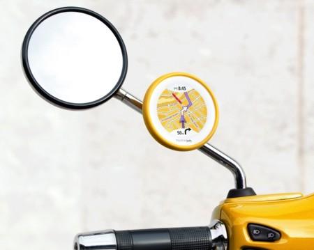 TomTom VIO es el primer navegador GPS del mundo diseñado solo para scooters