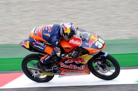 MotoGP Italia 2013: Luis Salom, inteligente y luchador, vence en Moto3