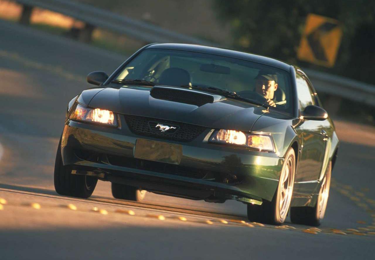 Foto de Ford Mustang Bullitt 2001 (9/19)