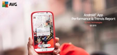 AVG nos muestra su top 10 de aplicaciones que más drenan batería