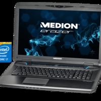 Portátil gaming de 17 pulgadas Medion Erazer X7833, con Intel Core i7 y 16GB de RAM, por 899 euros