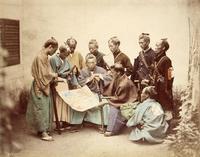 Felice Beato y sus delicadas fotografías de Japón a finales del siglo XIX