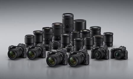 Ya disponible para descargar las nuevas actualizaciones gratuitas de firmware para las Nikon Z7 II, Z6 II, Z7, Z6, Z5 y Z50
