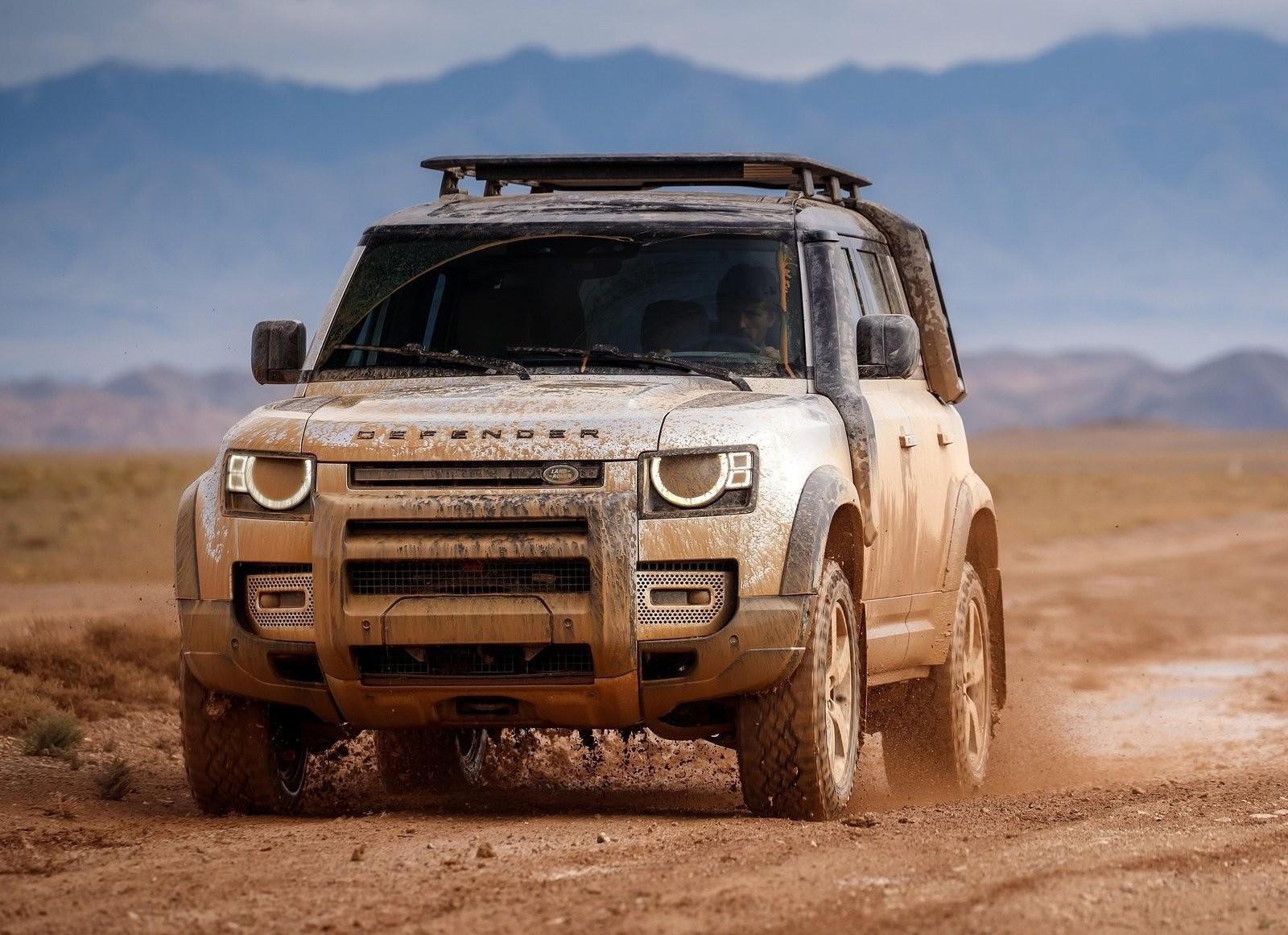Foto de Land Rover Defender 2020 (21/60)