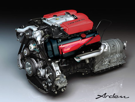 Nuevo kit Arden de sobrealimentación para Range Rover y Jaguar
