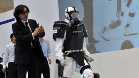 Los robots están listos para unirse en la lucha contra el ébola