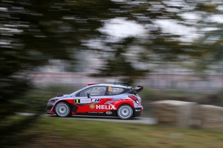 Rallye de Alsacia 2014: cómo verlo por televisión