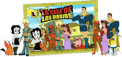 La casa de los dibujos, a partir de hoy en MTV España