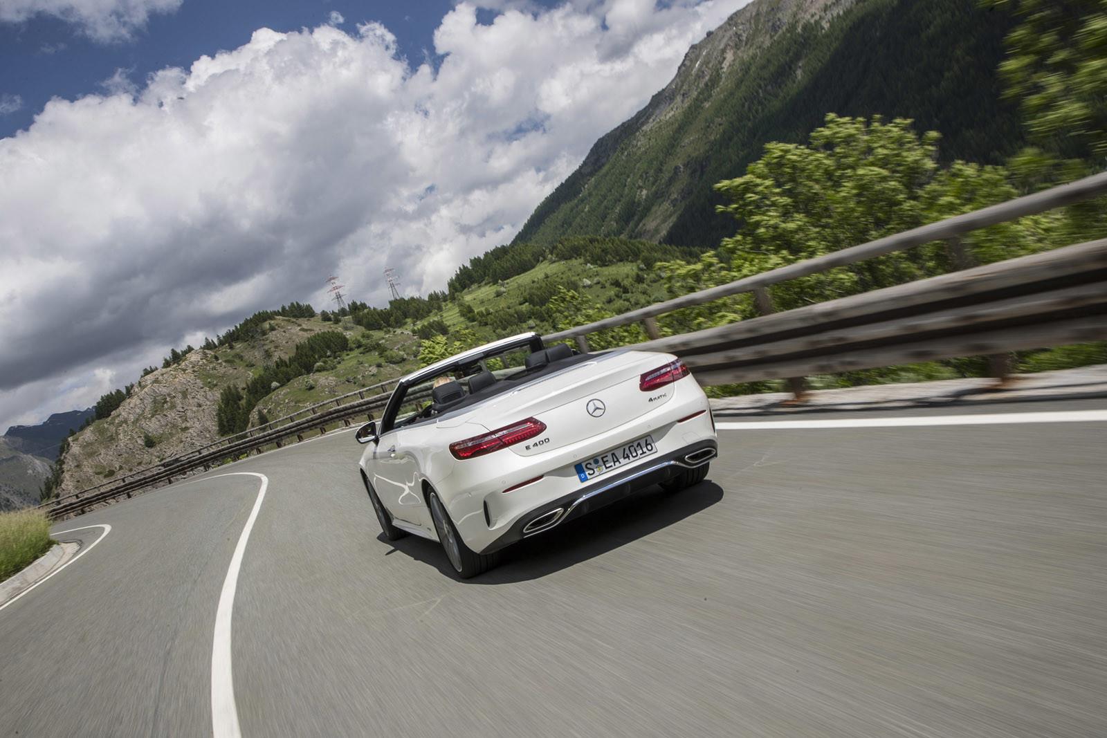 Foto de Mercedes-Benz Clase E Cabrio, toma de contacto (92/156)