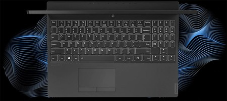 Ahorra más de 100 euros en el potente y equilibrado portátil gaming Lenovo Legion Y540, en Amazon a precio mínimo: 935 euros