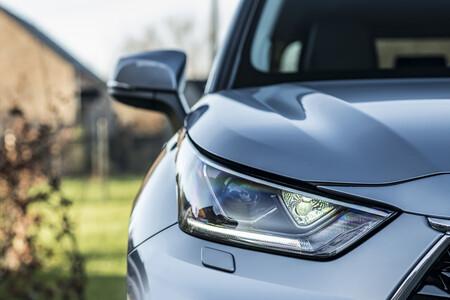 Toyota Highlander Electric Hybrid 2021 Detalles 9