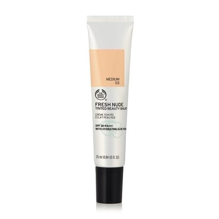 El efecto no-makeup viene pisando fuerte con la nueva BB Cream The Body Shop