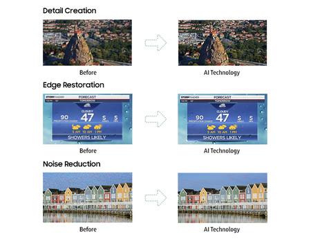 El nuevo televisor de Samsung con tecnología MicroLED — The Wall