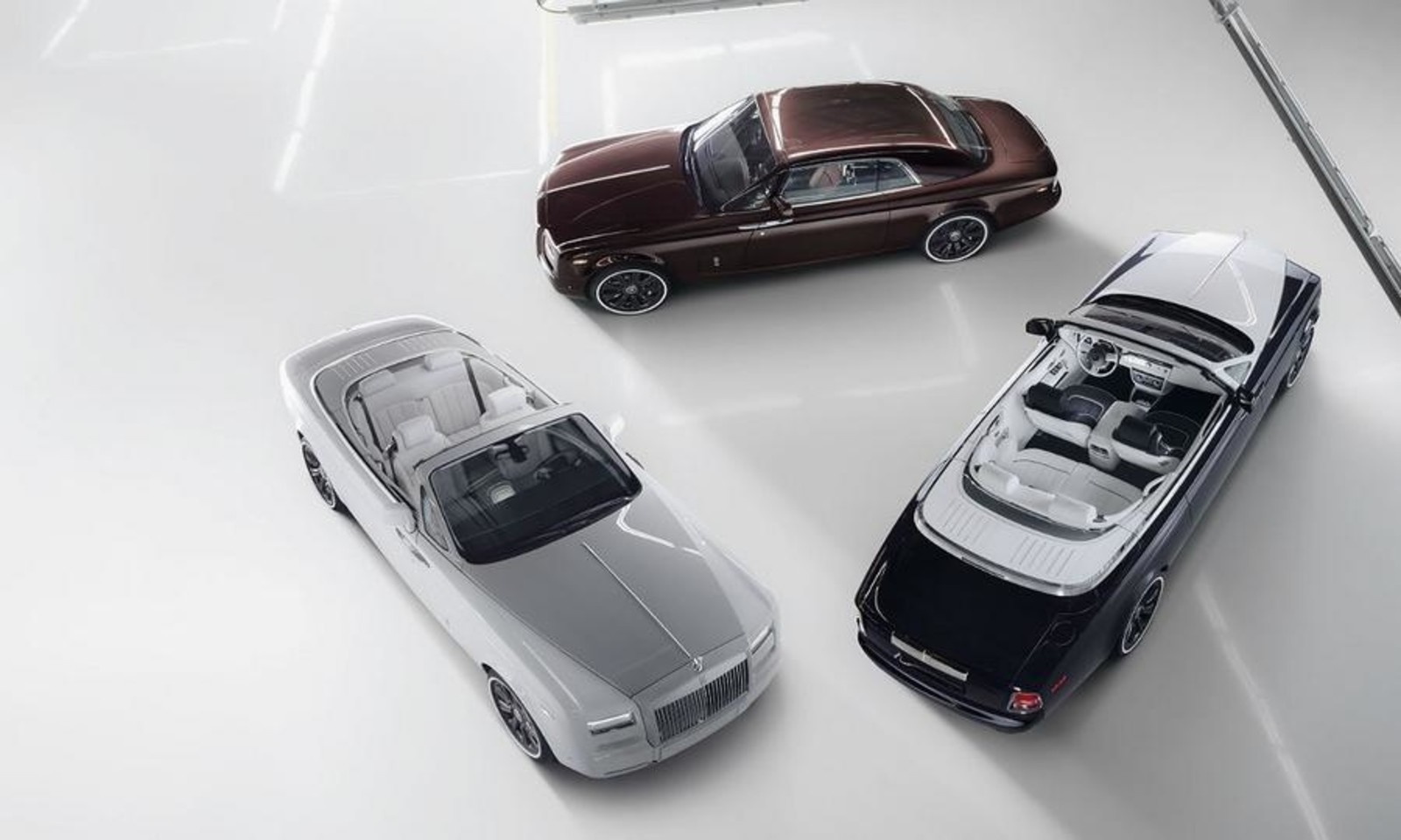 Foto de Rolls-Royce Phantom Drophead Coupé (2/11)
