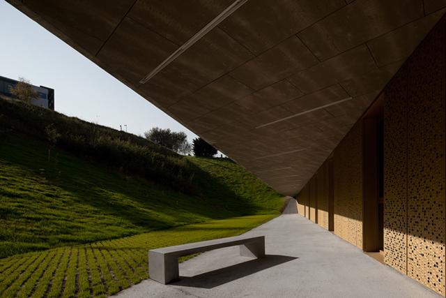 Foto de Espacios para trabajar: Basque Culinary Center (10/14)