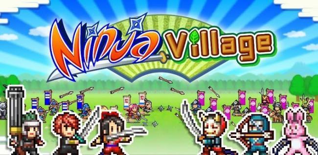Ninja Village Android Kairosoft