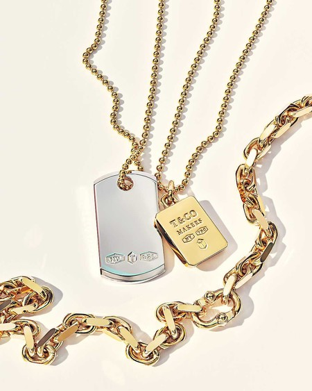 Tiffany Co First Menswear Jewelry Collection 03