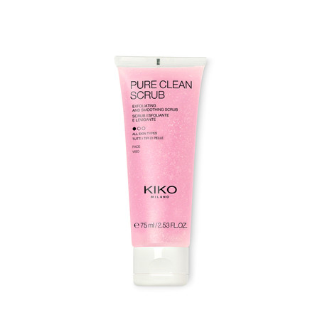 Kiko Pure Clean Exfoliante